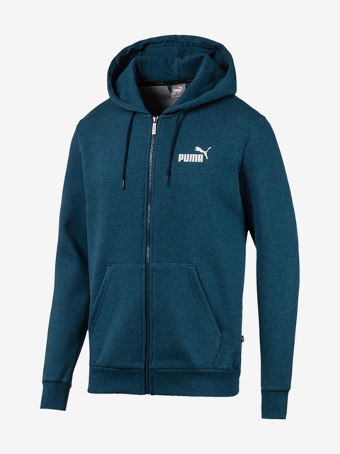 Mikina Puma Essentials+ Fleece Hd Jkt