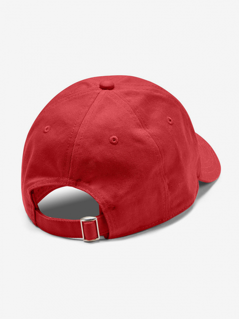 Šiltovka Under Armour Washed Cotton Cap-Red