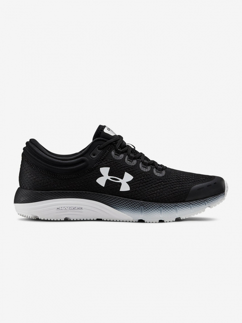 Topánky Under Armour Charged Bandit 5-Blk