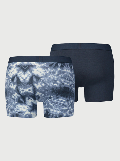 Boxerky LEVI'S 200Sf Tie Dye Boxer Brief 2 Pack