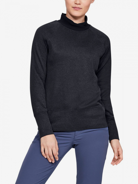 Mikina Under Armour Storm Sweaterfleece-Blk
