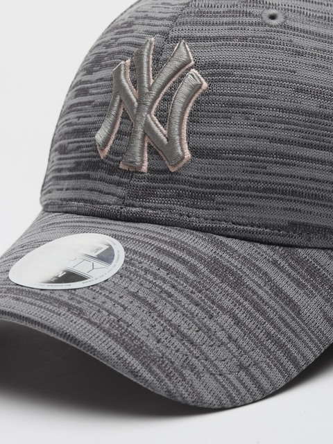 Unisex  Šedá New York Yankees Kšiltovka New Era