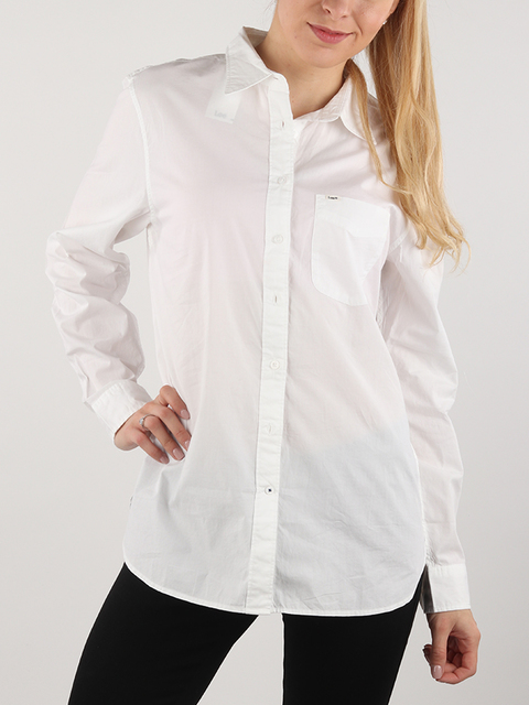 Košile Lee 90´S Shirt White