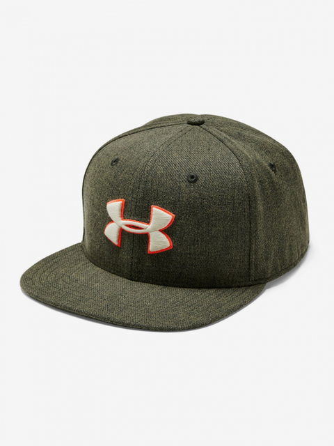 Šiltovka Under Armour Men'S Huddle Snapback 2.0-Grn