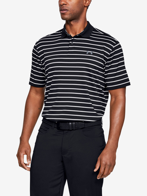 Tričko Under Armour Performance Polo 2.0 Divot Stripe
