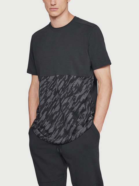 Tričko Under Armour Unstoppable Camo Block Ss T