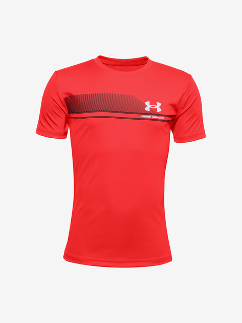 Tech™ Lockup Stripe Triko dětské Under Armour