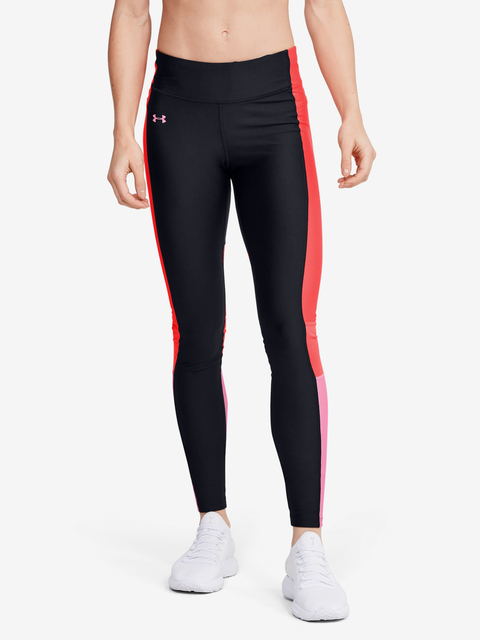 Kompresné legíny Under Armour Hg Armour Perforation Inset Leggings
