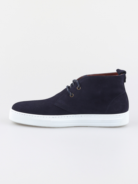 Topánky Trussardi Desert Boot Suede