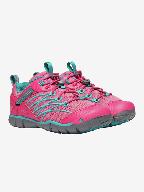 Topánky Keen Chandler Cnx Jr. Bright Pink/Lake Green Us