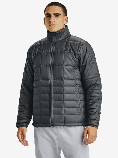 Pánske bundy Šedá Insulated Bunda Under Armour
