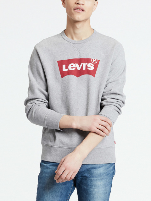 Mikina LEVI'S Graphic Crew B Add Crew T2 Hm