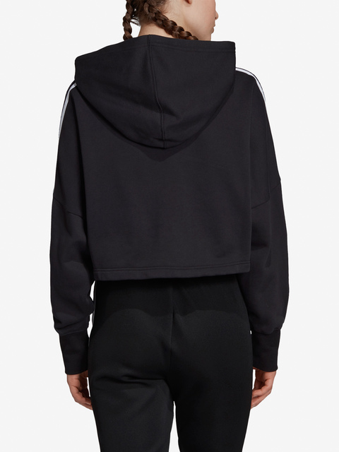 Mikina adidas Originals Cropped Hood