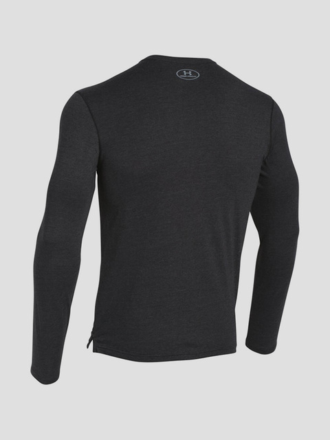 Tričko Under Armour Heatgear Triblend Sportstyle Henley