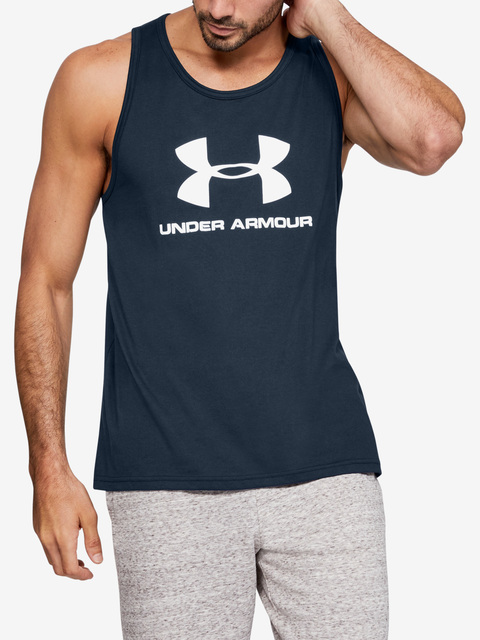 Tielko Under Armour Sportstyle Logo Tank
