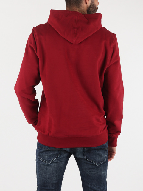 Mikina Oakley Embossed Graphic Hoodie Raspberry