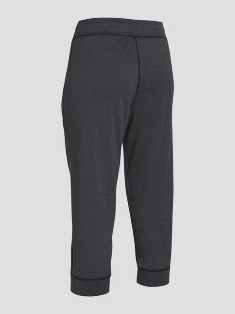 Tepláky Under Armour HeatGear Tech Capri - Solid