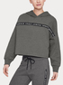 Mikina Under Armour Taped Fleece Hoodie (1)