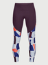 Kompresné legíny Under Armour Balance Printed Crop (3)