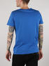 Tričko Wrangler B&Y Logo Tee Nautical Blue (2)