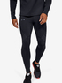 Kompresné legíny Under Armour Qualifier Coldgear Tight-Blk (1)